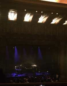 Photo of the wiltern los angeles ca united states mezzanine view also not  bad seat in this place yelp rh