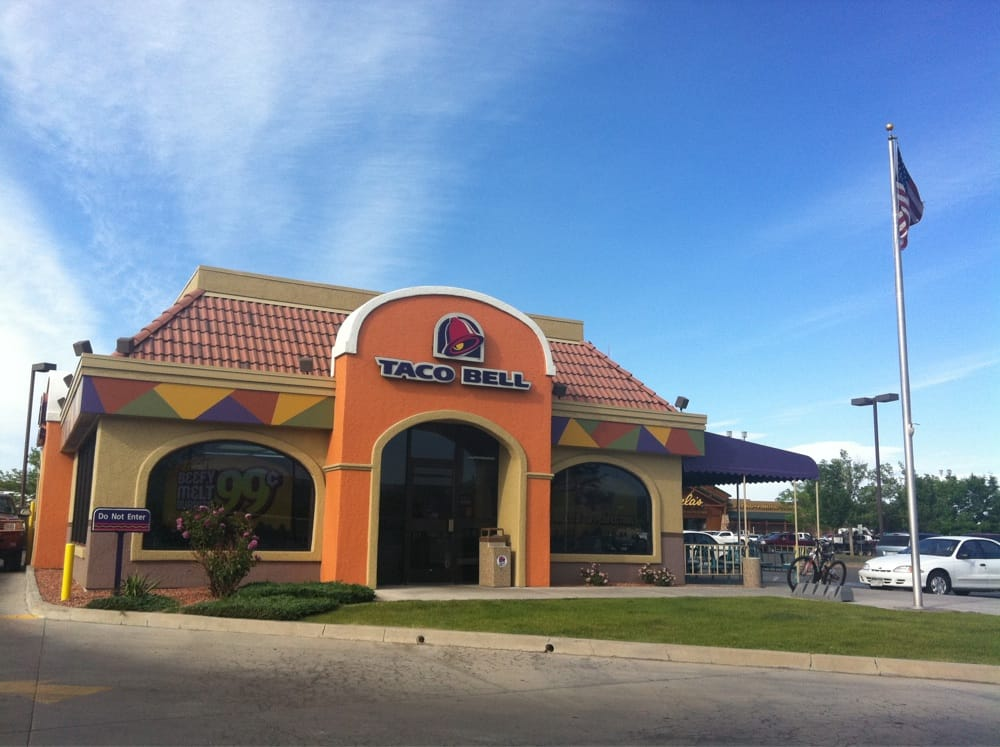 Mesa Mall Taco Bell