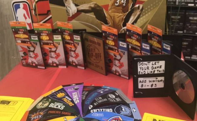 Gamestop Videos Video Game Rental 1622 Pitkin Ave