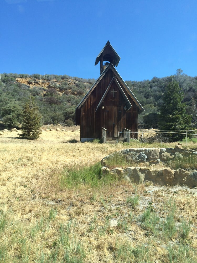Reyes Creek Campground Ojai