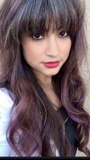 matte hair color latest