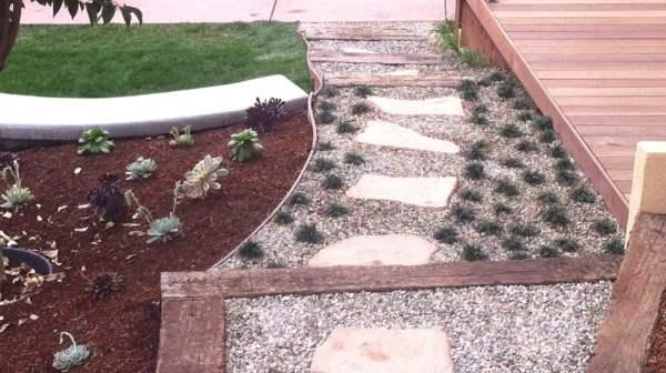 pea gravel stones california