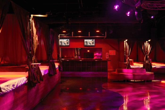 Miami Velvets 2nd Dance Floor and room is open almost