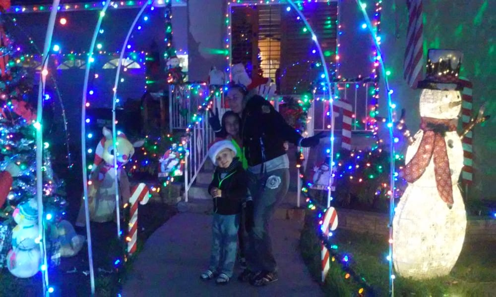 Christmas Lights Events Near Me