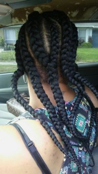 Genuine African Hair Braiding - Hair Extensions - 2844 ...