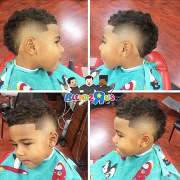 burst fade donald long