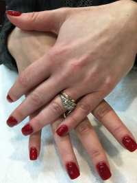 Latest nail trend, SNS Dipping Powder. Last longer than ...