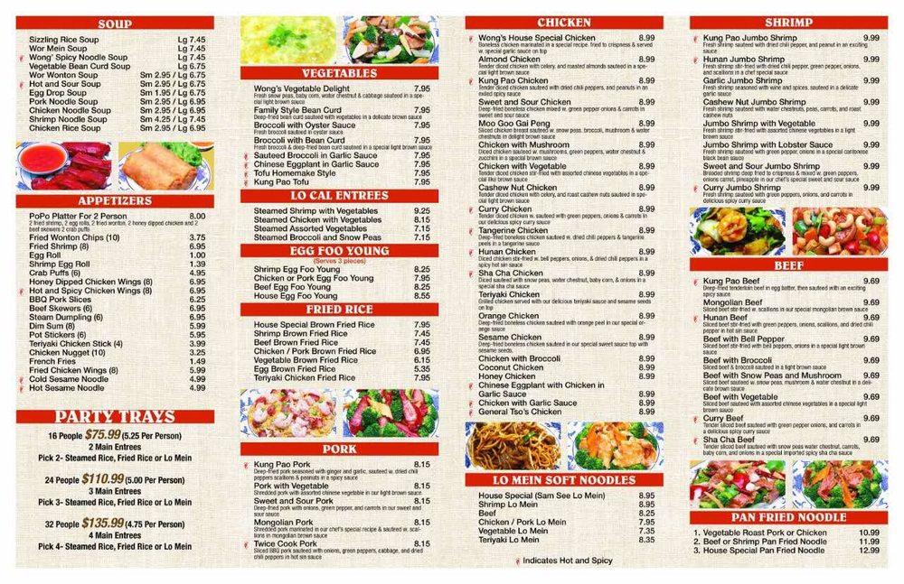 Restaurants Near Me 85034