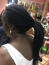 Finesse African Hair Braiding - Hair Salons - 10611 Guy R ...