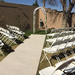 chair cover rentals las cruces nm floor for under high enchanted occasions event party equipment 1333 e amador ave phone number yelp