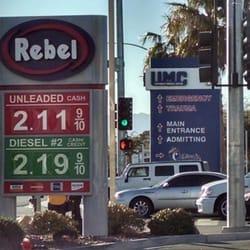 Rebel Oil - Gas Stations - 1720 W Charleston Blvd. Downtown. Las Vegas. NV - Phone Number - Yelp