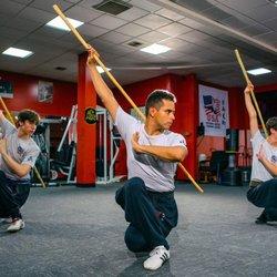 national wushu training center