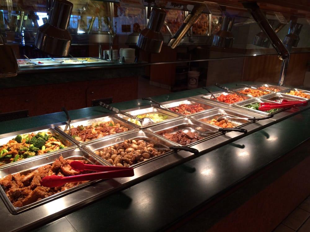 Chinese Food Near Me Buffet
