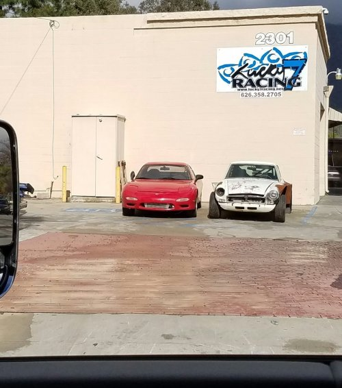 small resolution of lucky 7 racing 119 photos 27 reviews auto repair 2301 central ave duarte ca phone number yelp