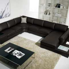 Sectional Sofa U Shaped Can You Dye Leather Modern With Led Light Yelp 101 Photos For Eurolux Furniture Store
