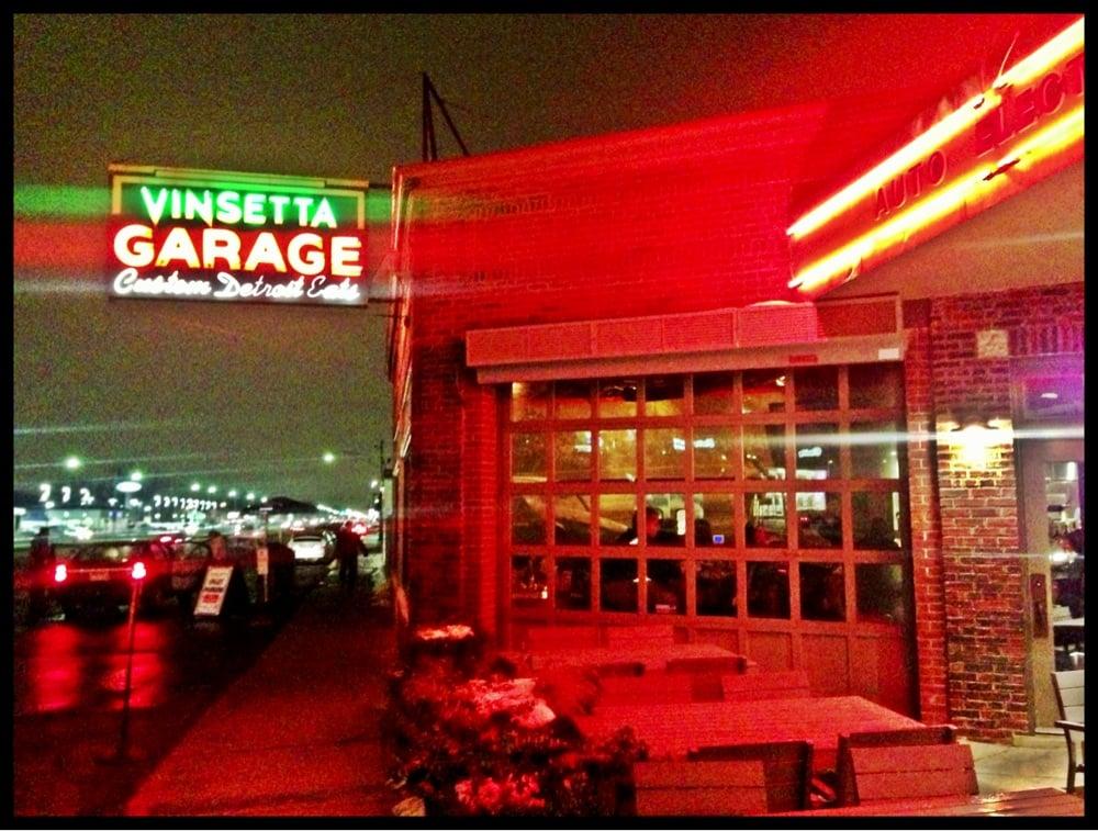 Photos for Vinsetta Garage  Yelp