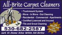 All-Brite Carpet Cleaners - Carpet Cleaning - 1720 Sequoia ...