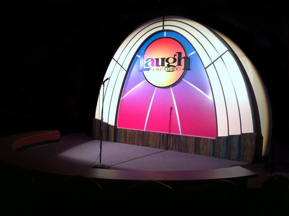 Laugh Factory Scottsdale Reviews