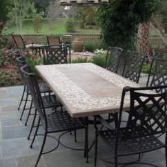Dining Table And Chairs Hong Kong Chair Covers Wedding Bristol Stone Top With Outdoor From Bay Breeze Patio | Yelp