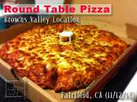 Cheese Pizza - Med ('Good pizza BUT a bit pricey for a ...