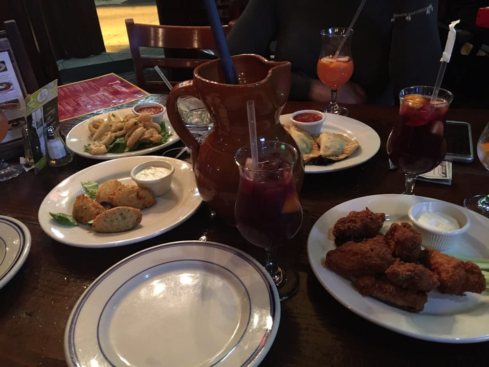 Sangria Tapas Bar And Restaurant