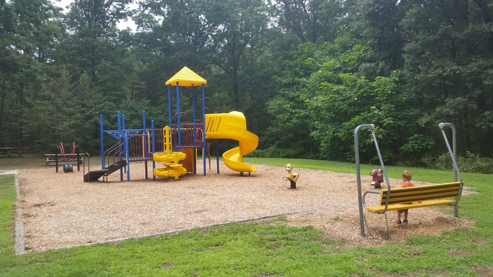 swing chair for 5 year old office replacement base play structure 12 olds and the swinging bench yelp photo of tourne county park boonton nj united states
