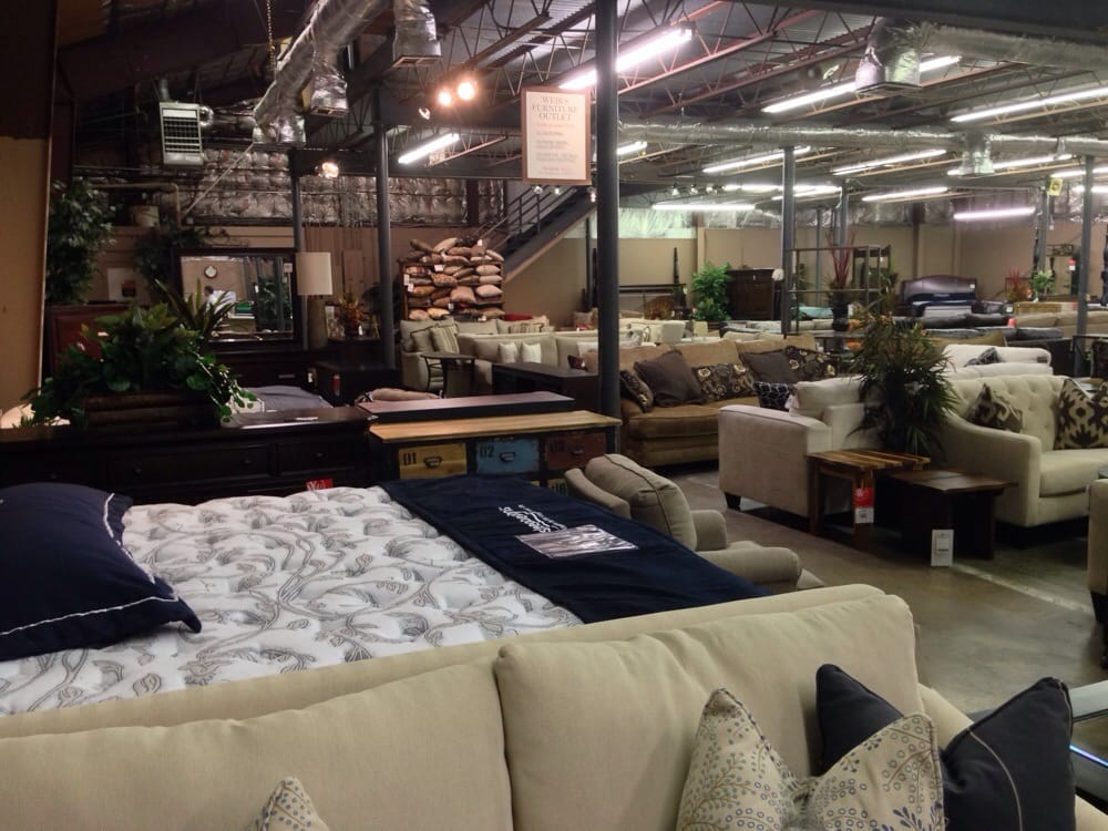Another Shot Of The Larger Room In The Warehouse Yelp