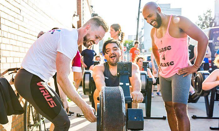 photos for crossfit greenpoint