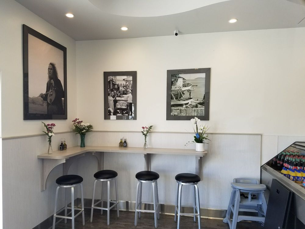 Greek Restaurant 17th Street Costa Mesa