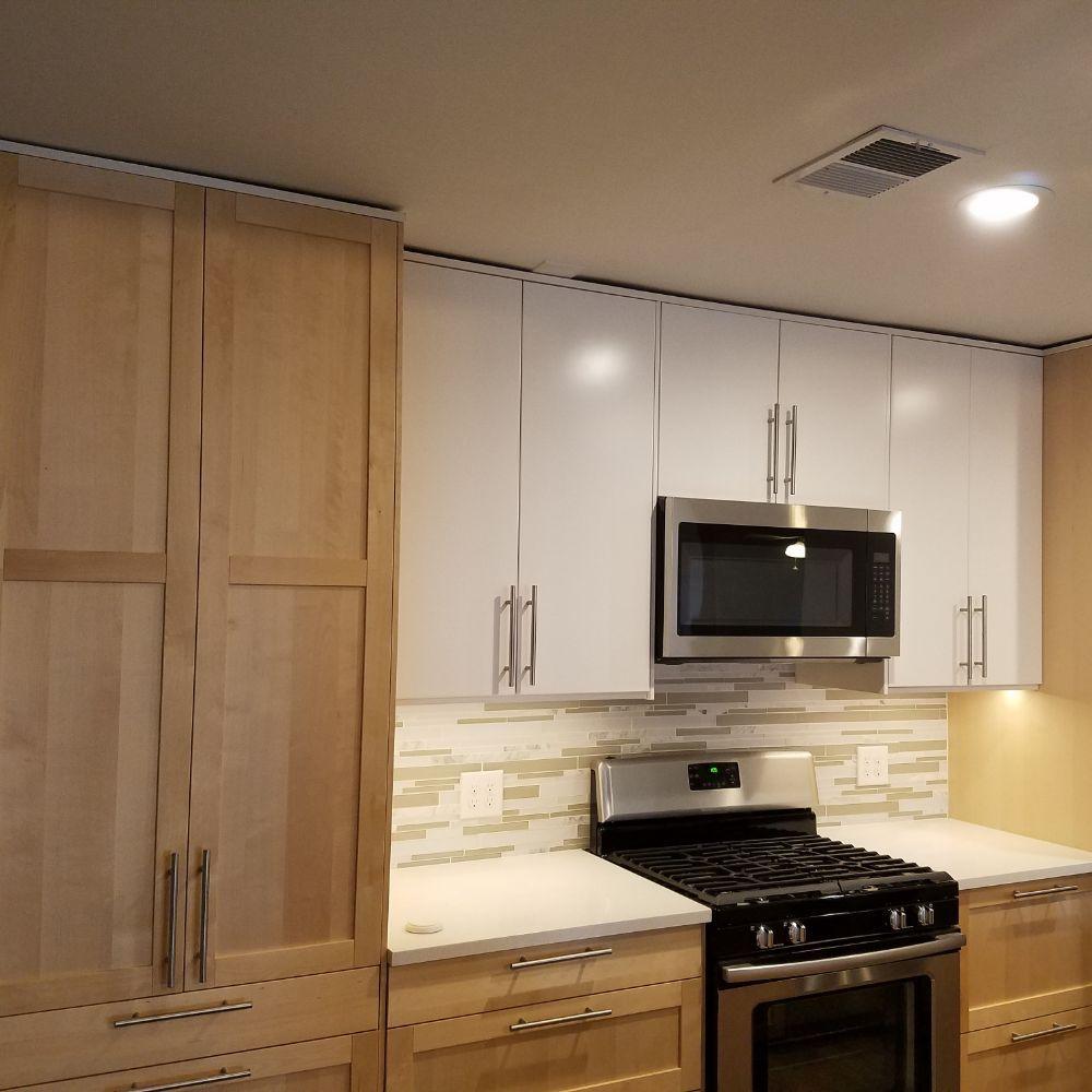Kitchen cabinet installation  Yelp