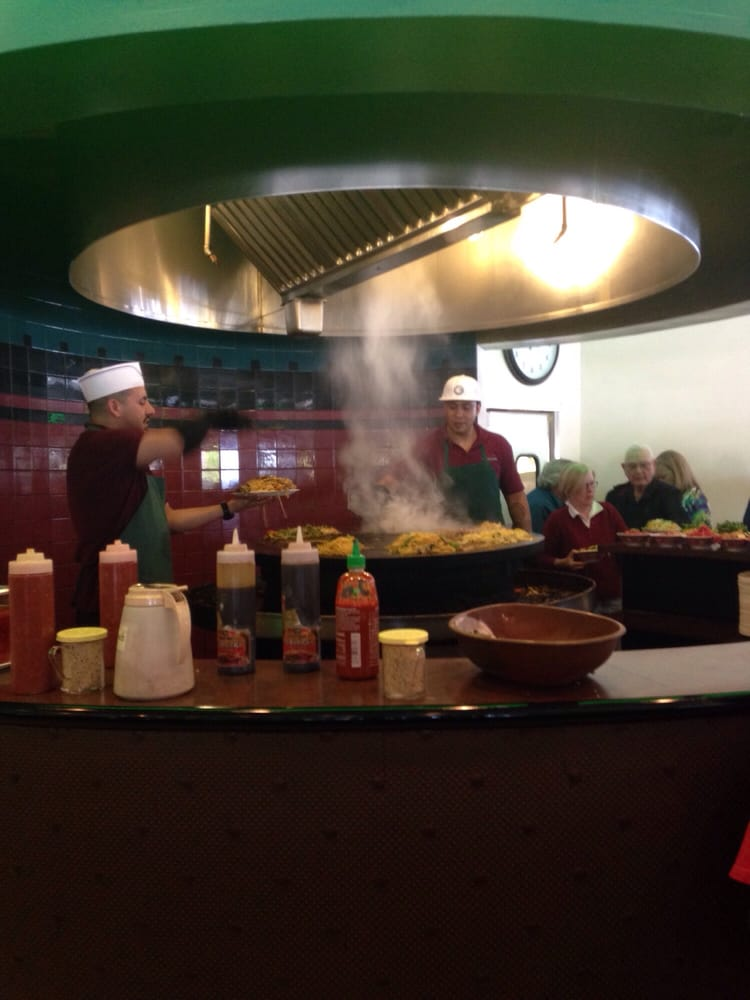 Mongolian Barbeque Near Me