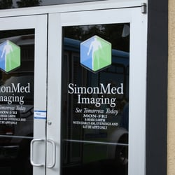 SimonMed Imaging  Diagnostic Imaging  9582 W Colonial Dr