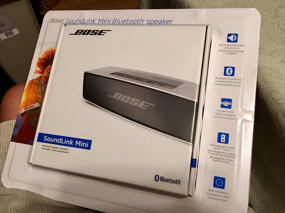 Bose Soundlink Mini - On sale for $143.99 - Yelp