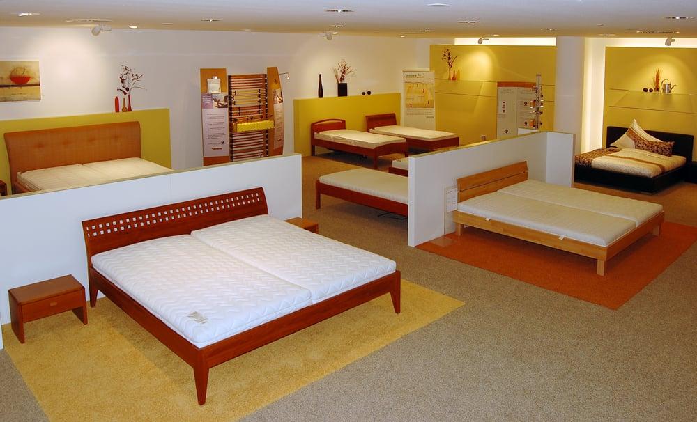 Bettenstriebel  Matratzen & Betten  Unterlinden 4
