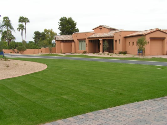 sunny arizona landscape services