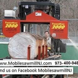 Portable Sawmill Rental Seattle