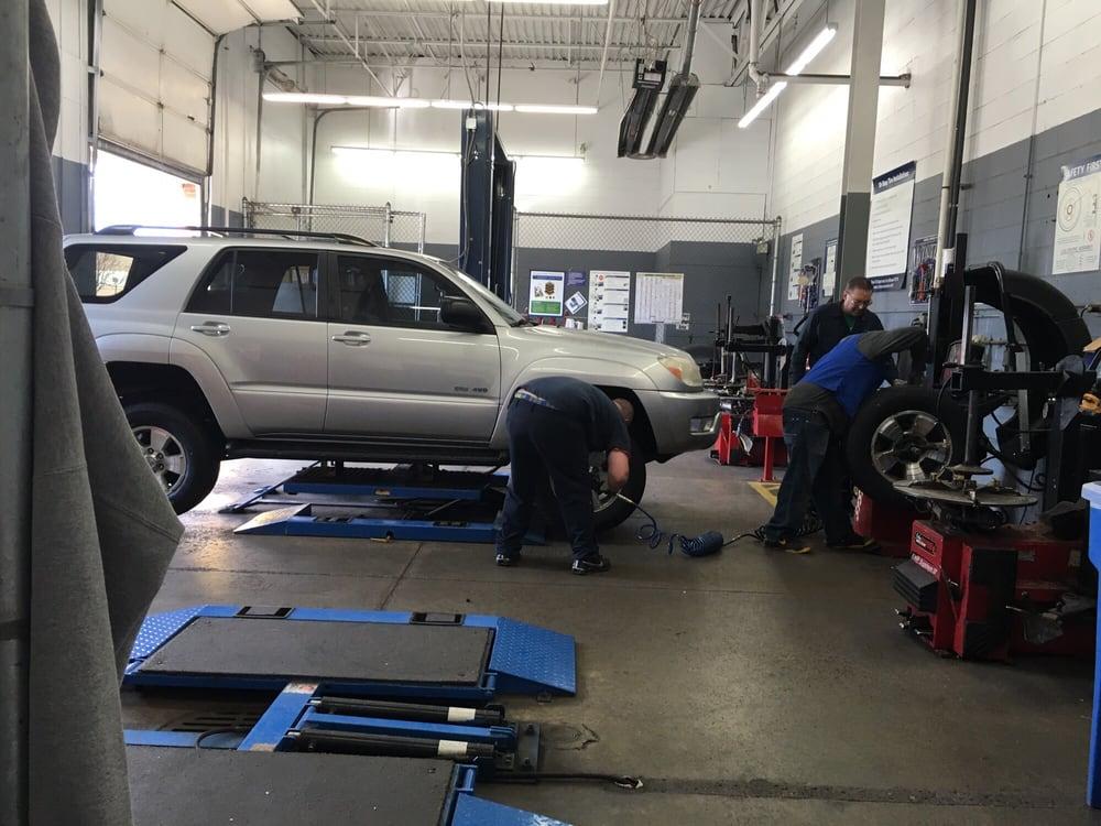 Flat Tire Nail Repair