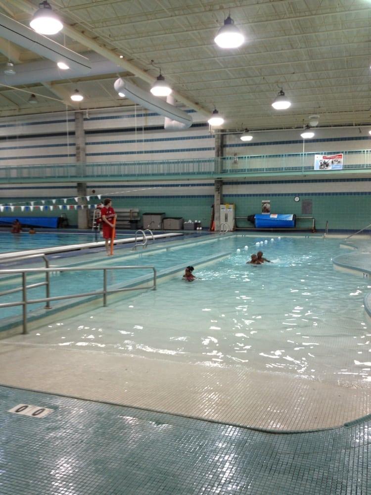 Pullen Aquatic Center  Swimming Pools  410 Ashe Ave