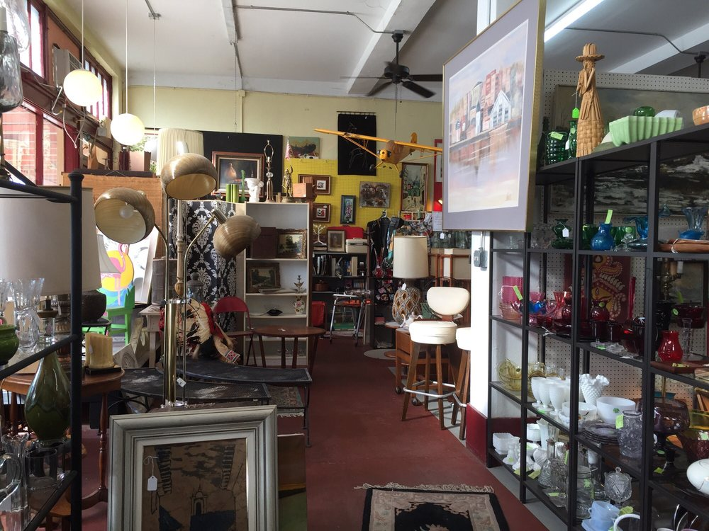 Seminole Heights Antiques & Home Decor  Antiques  4713 N