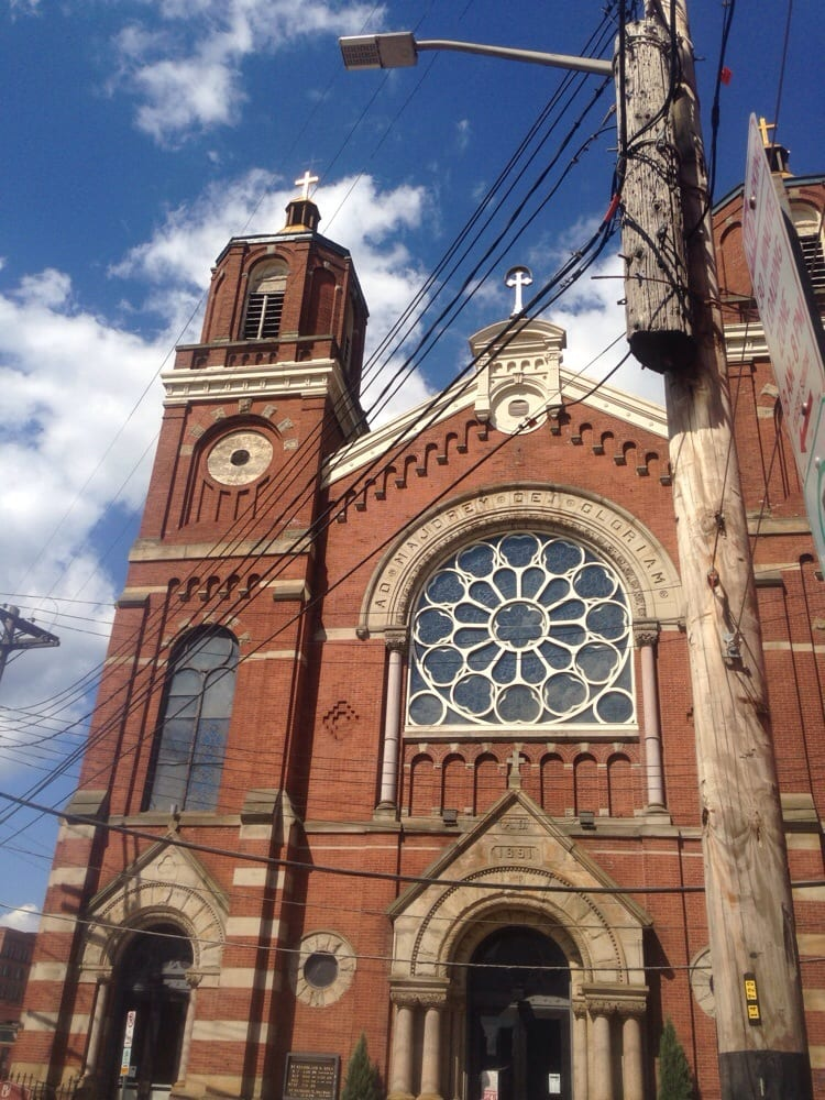 St Stanislaus Kostka Church and Rectory  Churches  57