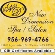 dimension spa & salon - hair