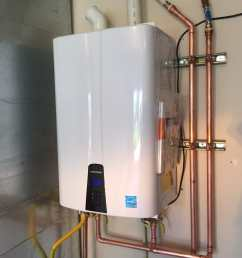 photo of beacon plumbing seattle seattle wa united states navien tankless [ 1000 x 1000 Pixel ]