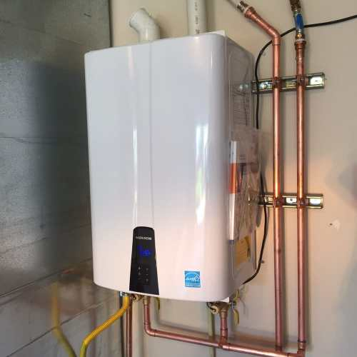 small resolution of photo of beacon plumbing seattle seattle wa united states navien tankless