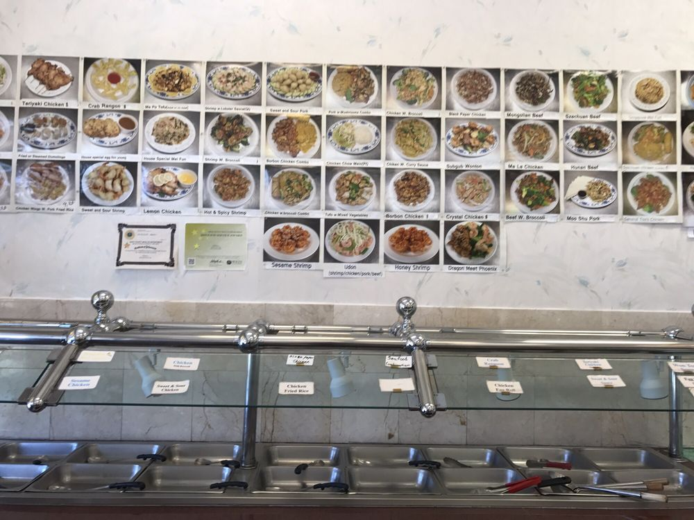 Chinese Buffet Prices Near Me