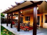 Alumawood patio cover kit - Yelp