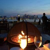 Beautiful view of Boston skyline - Yelp