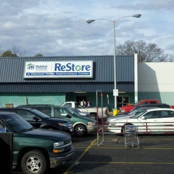 Habitat ReStore Discount Home Improvement Center Thrift Stores