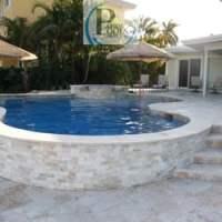 Patios Pools Driveways