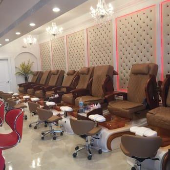 Photo Of Uptown Nail Salon Charlotte Nc United States Express Manicure