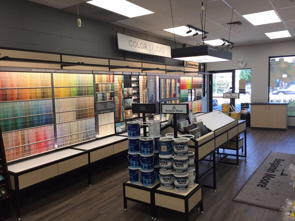 Deluxe Paint  Chemical  Paint Stores  605 4th Ave